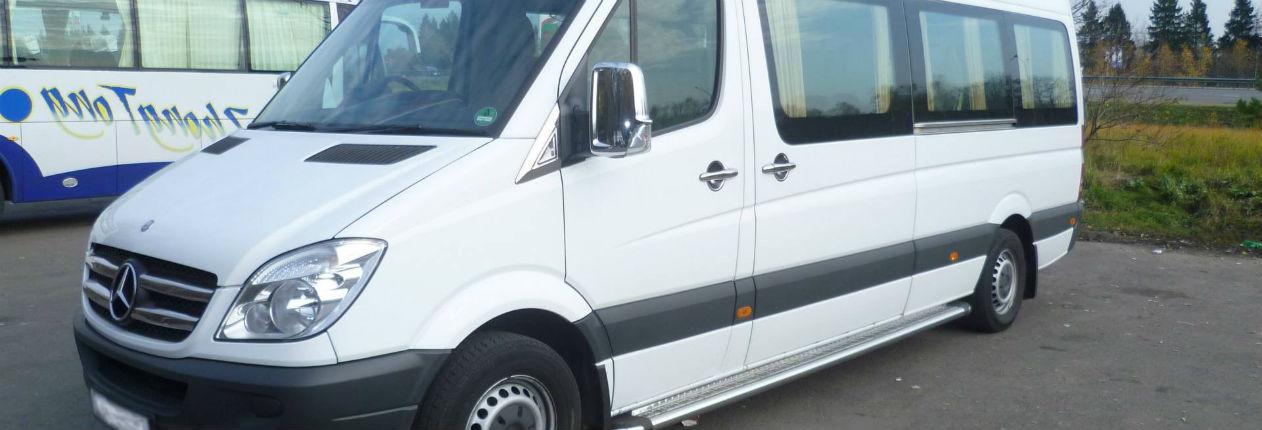 Прокат микроавтобусов в СПб